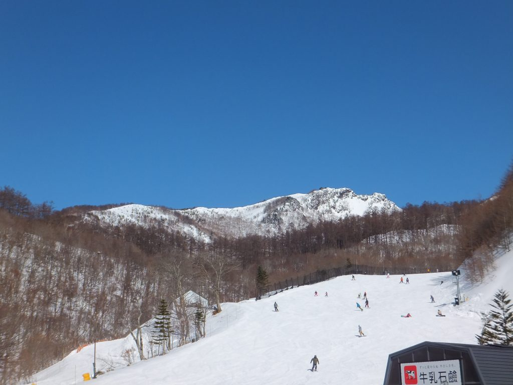 川場スキー場(2021年2月)
