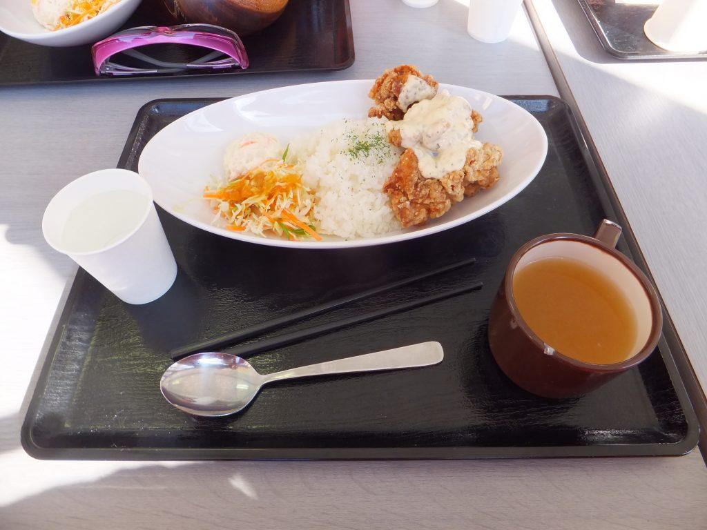 川場スキー場でお昼ご飯(2021年2月)