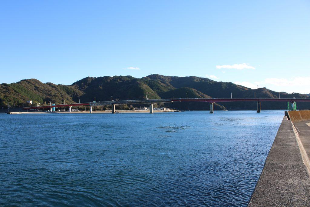 宇佐大橋(2020年12月)