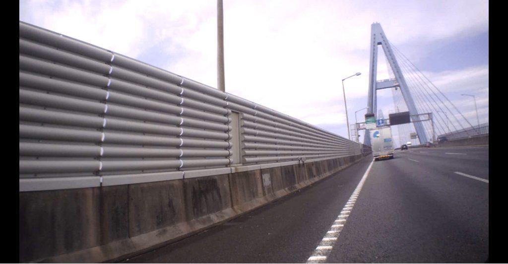 名港東大橋(2021年4月)