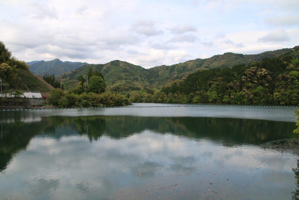 土佐鏡湖(2021年4月)