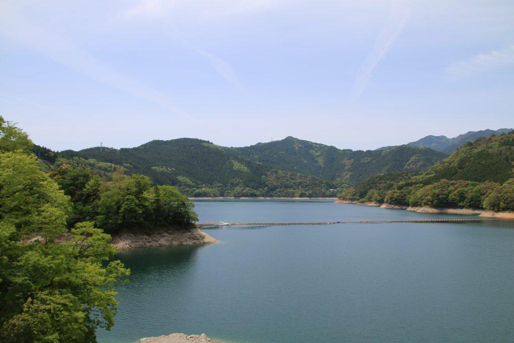 さめうら湖(2021年5月)