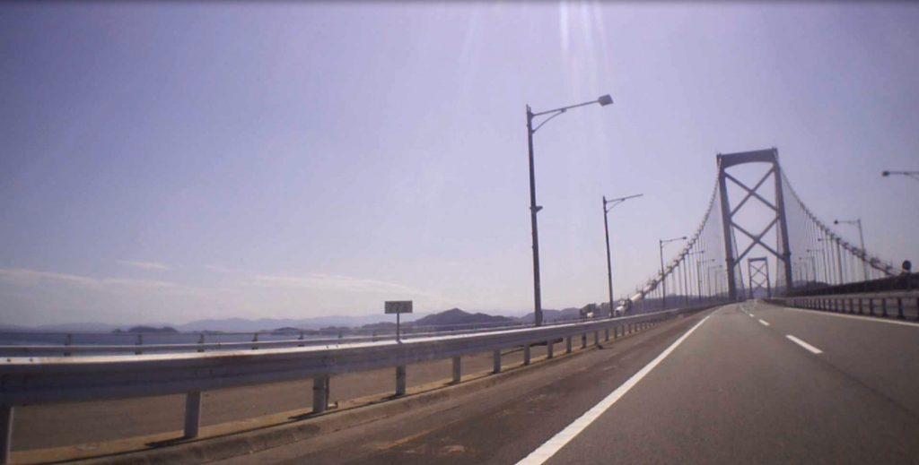大鳴門橋(2021年5月)