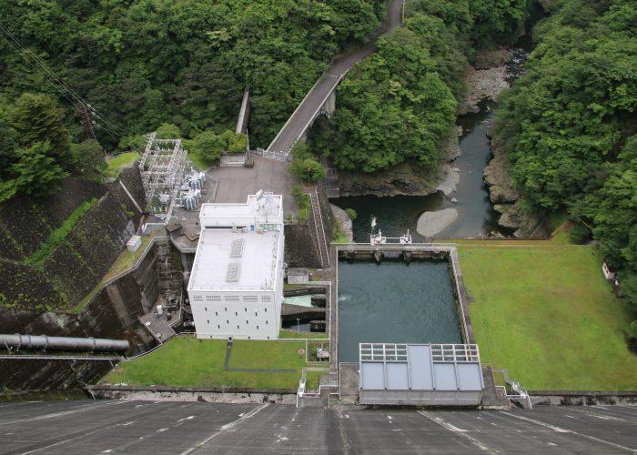 多摩川第一発電所(2021年6月)